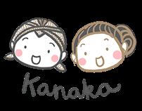 Branding Identity - Baby Kanaka