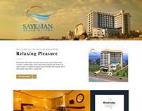 Sayeman Resturent Website By Minhazul Asif