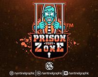 Prison Zombie Sports Logo | PrisonTextZone Esports