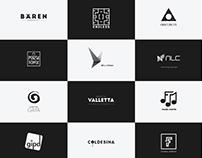 LogoFolio 2016 Black & White