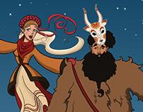 Chugaister and Povitrulia: Christmas special
