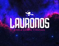 LAURONOS | Typeface