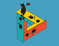 Penrose's Cat
