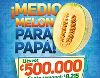 Campañas Financiera Instacredit CR. Image and Retail