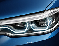 BMW Adaptive LED CGI