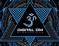 Digital Om Cover Artworks