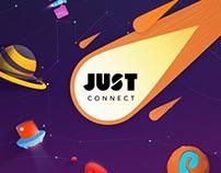 Дизайн сайта Just Connect