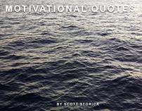 Motivational Quotes by Scott Storick