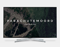 Title sequence 'Parachutemoord'