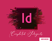 Adobe InDesign Projects