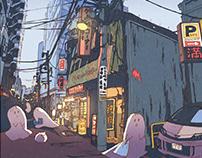 100 Views of Tokyo