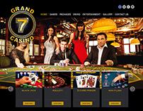 Grand 7 Casino Website