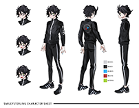 Smiley Sterling Character Sheet
