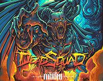 Snakegoat artwork for DeadSquad