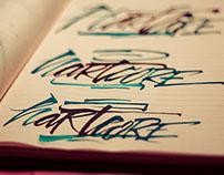Calligraphy & Calligraffiti mix collection 4