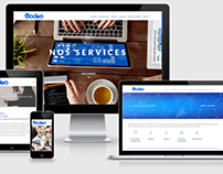 Création Site internet vitrine webdesigner Loolye Labat