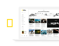 National Geographic Concept Design