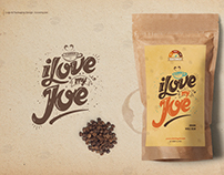 Logo & Packaging Design | ILoveMyJoe