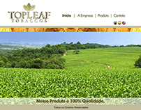 Topleaf tobaccos Website