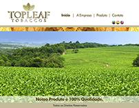 Topleaf tobaccos Website