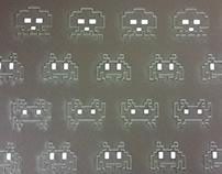 Lasercut popup
