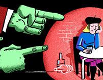 Estigma y Tabú, Mujer Alcohólica (Revista VICE)