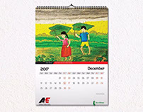 A&E Calendar 2017