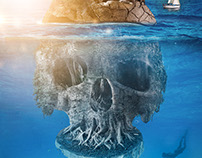 Skull Island | Photo Manipulation