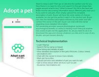 Adopt a Pet | Case Study