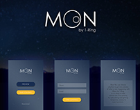 Moon by 1-ring Mobile App presentation