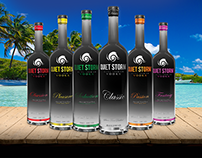 Quiet Storm Ultra Premium Vodka