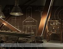 2014 Diageo Mortlach_House