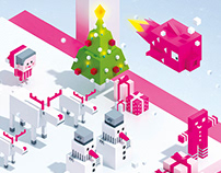 Telekom Christmas 2016