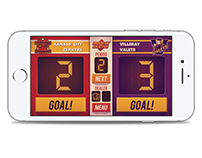 Hockey on Cards App
