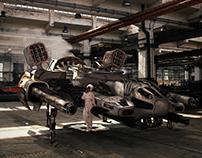 ROBOTIKA R2 -  3D environment