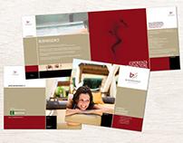 Businessence Hotel Spa Corporate Brochure 2016
