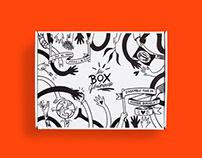 La Box Généreuse - stop-motion
