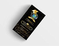 Invitación Graduación [Le Mondé]