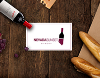 NevadaSunsetWinery - creation of the online store