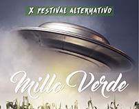 FESTIVAL ALTERNATIVO MILLO VERDE 2016