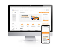 Редизайн сайта akumulator.by