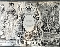 La Vie Parisienne table