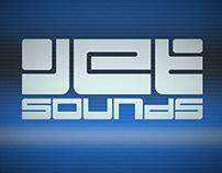 Logo animation JetSounds