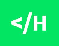 HACKATHON Branding Event
