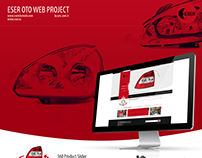 Eser Oto Web Design