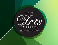 Arts Season EAC 2014-2015