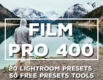 FILM Pro 400 Lightroom Presets