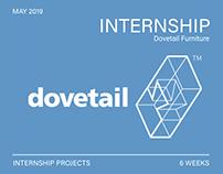 Internship at Dovetail Furniture