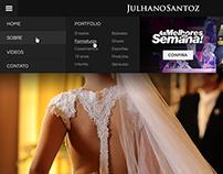 Site Julhano Santoz Fotógrafo