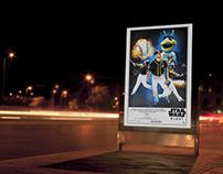 Bees Star Wars Night